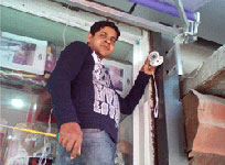 cctv camera repair delhi